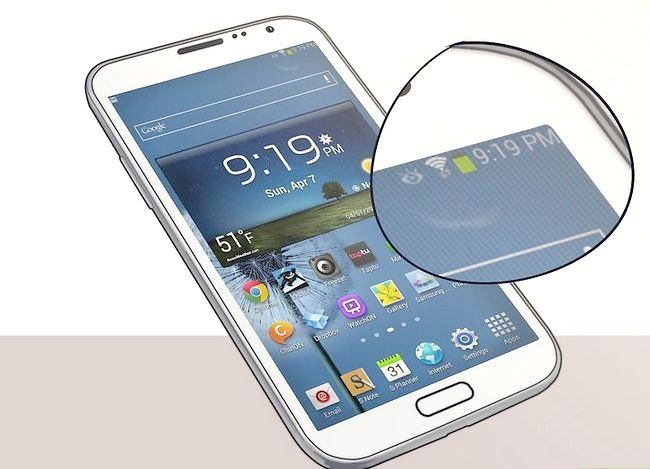 Titel afbeelding Reboot Galaxy Note 2 Stap 1