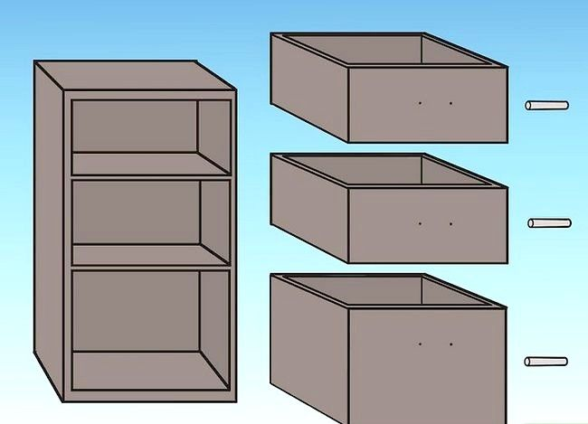 Titel afbeelding Give a File Cabinet a Makeover Step 1