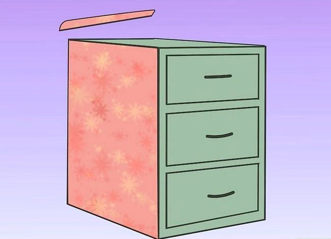 Titel afbeelding Give a File Cabinet a Makeover Step 26
