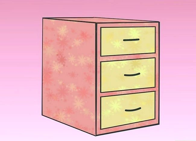 Titel afbeelding Give a File Cabinet a Makeover Step 27