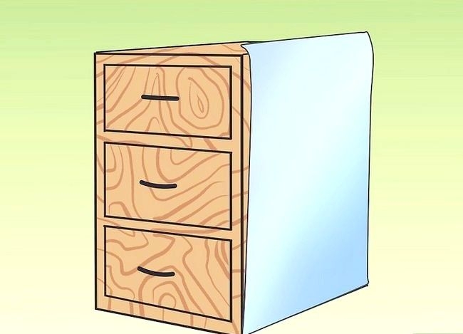 Titel afbeelding Give a File Cabinet to Makeover Step 29Bullet1