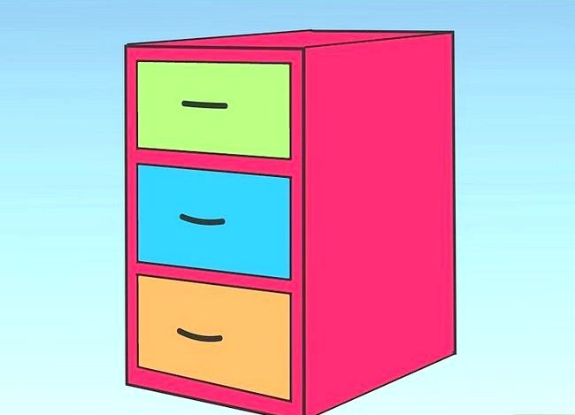 Titel afbeelding Give a File Cabinet a Makeover Step 31
