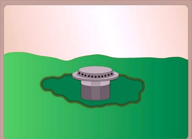 Titel afbeelding Repair a Pop up Sprinkler Head Step 1