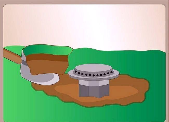 Titel afbeelding Repair a Pop up Sprinkler Head Step 11