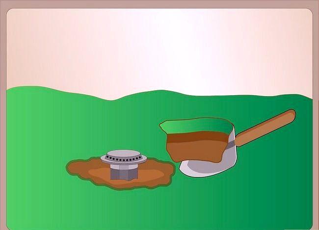 Titel afbeelding Repair a Pop up Sprinkler Head Step 2