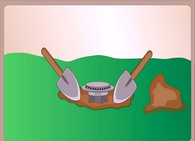 Titel afbeelding Repair a Pop up Sprinkler Head Step 3