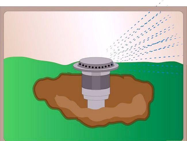 Titel afbeelding Repair a Pop up Sprinkler Head Step 7
