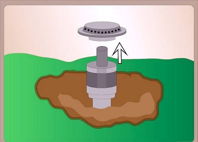 Titel afbeelding Repair a Pop up Sprinkler Head Step 8
