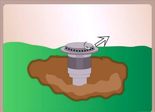 Titel afbeelding Repair a Pop up Sprinkler Head Step 9