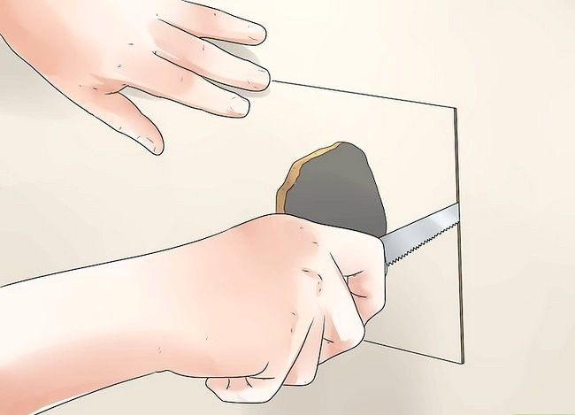 Titel afbeelding Fix a Hole in a Wall Step 11