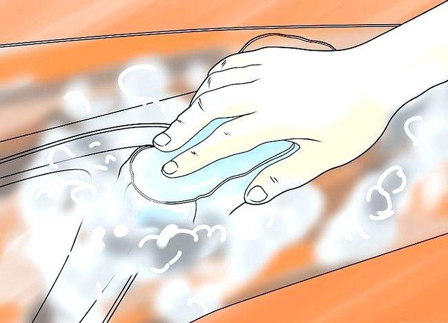 Hoe een kleine oxidatie in de auto te repareren