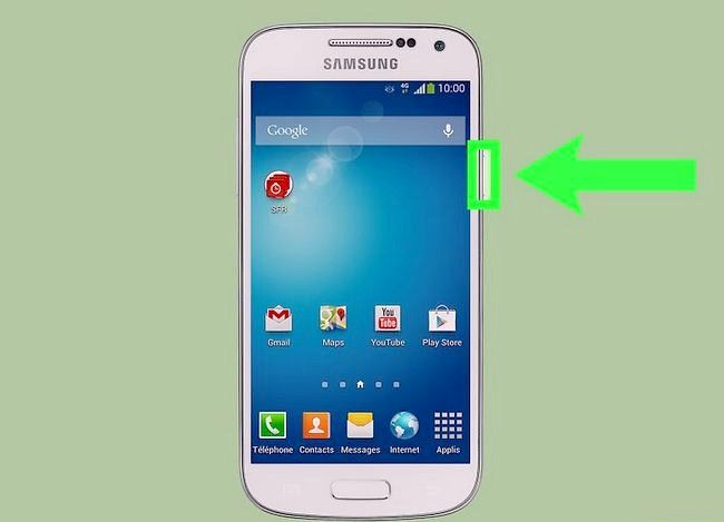 Titel afbeelding Reset Your Samsung Galaxy S4 Stap 1