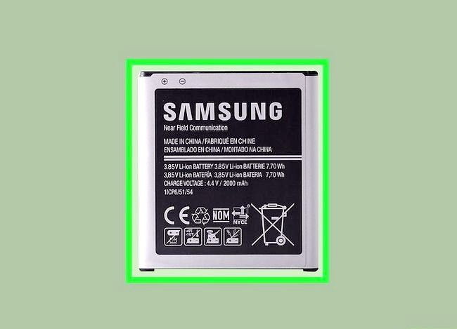 Titel afbeelding Reset Your Samsung Galaxy S4 Step 4
