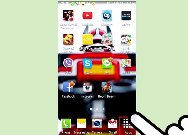 Titel afbeelding Back Up the Samsung Galaxy S4 Step 8