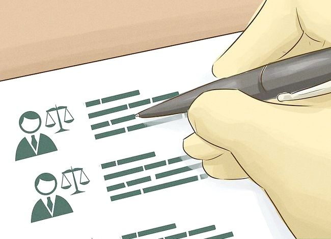 Titel afbeelding Choose the Right Divorce Lawyer Step 3