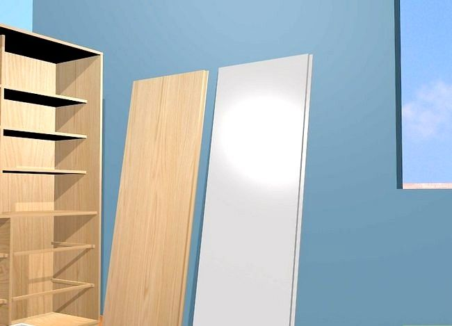 Titel afbeelding Refinish Particle Board Cabinets Step 8