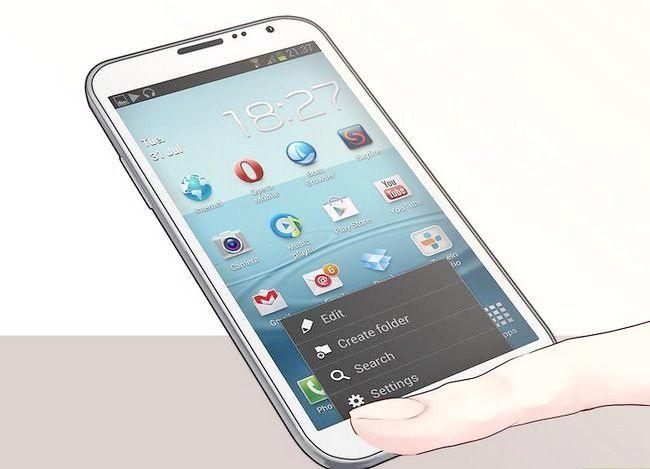 Titel afbeelding Reset a Samsung Galaxy S3 Step 1