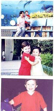 Titel afbeelding Family Photos 1999 2002