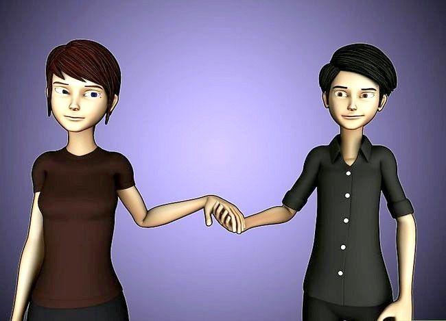 Titel afbeelding Find Out Of een meisje van je houdt of gewoon een goede vriend is Stap 4