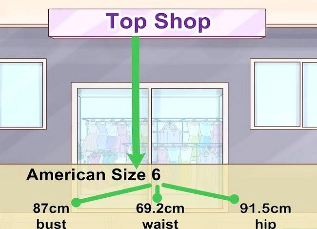Titel afbeelding Determine Your Dress Size Step 7