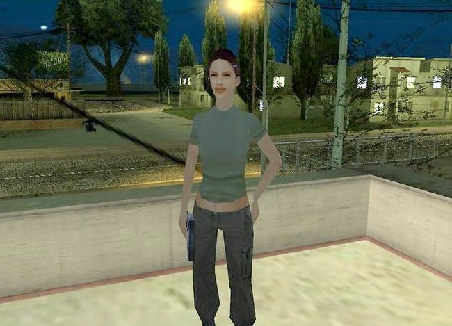 Titel afbeelding Date a Girl in Grand Theft Auto_ San Andreas Step 7