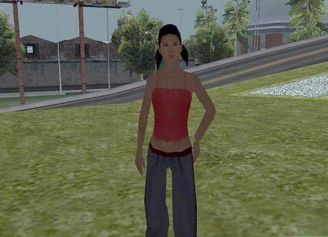 Titel afbeelding Date a Girl in Grand Theft Auto_ San Andreas Step 9