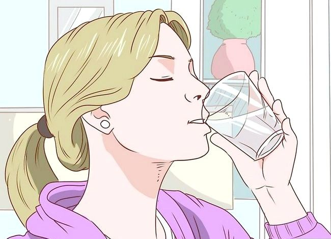 Titel afbeelding Stop Vomiting Step 10