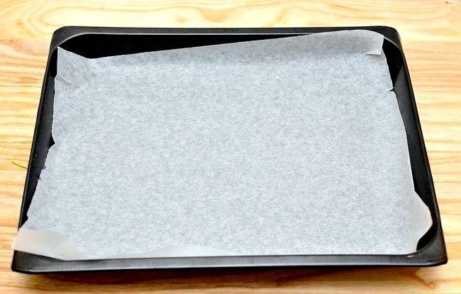 Titel afbeelding Dry Parsley Step 2