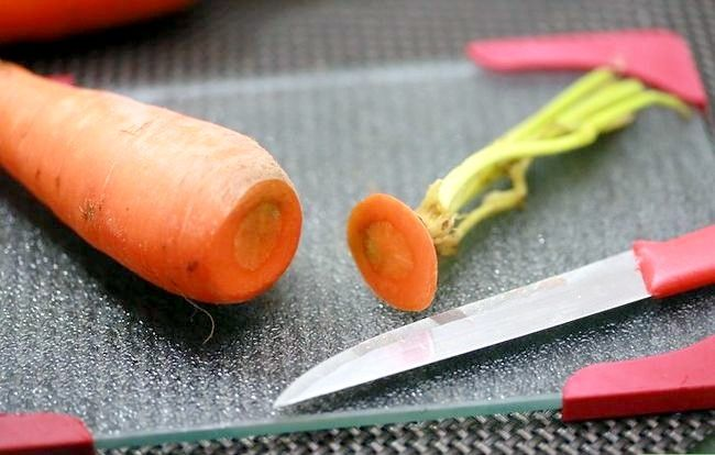 Titel afbeelding Select and Store Carrots Step 5