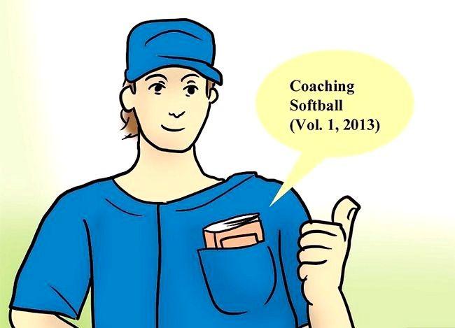 Titel afbeelding Coach Softball Step 2