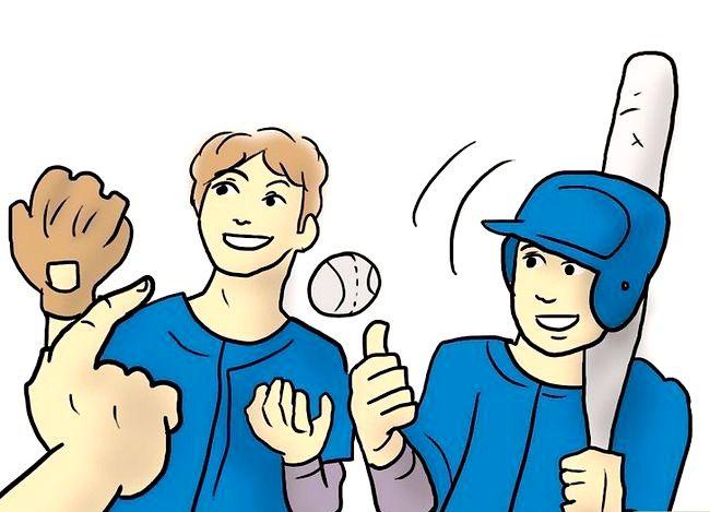 Titel afbeelding Coach Softball Step 6