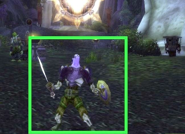 Titel afbeelding Tank As a Warrior in World of Warcraft (WOTLK) Stap 5