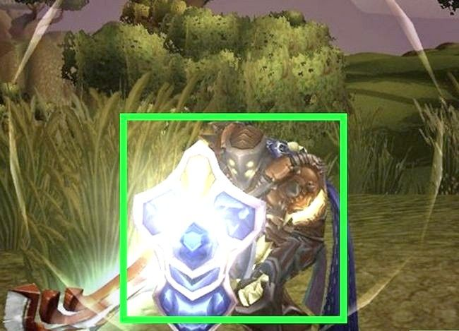 Titel afbeelding Tank As a Warrior in World of Warcraft (WOTLK) Stap 7