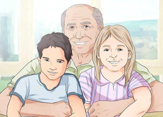 Titel afbeelding Be a Grandpa Step 5
