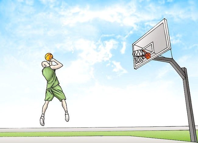 Titel afbeelding Be a Confident Basketball Player Step 1