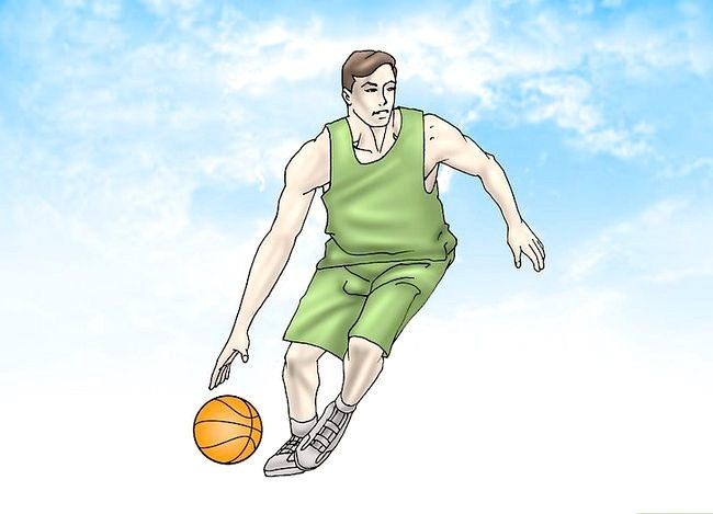 Titel afbeelding Be a Confident Basketball Player Step 4
