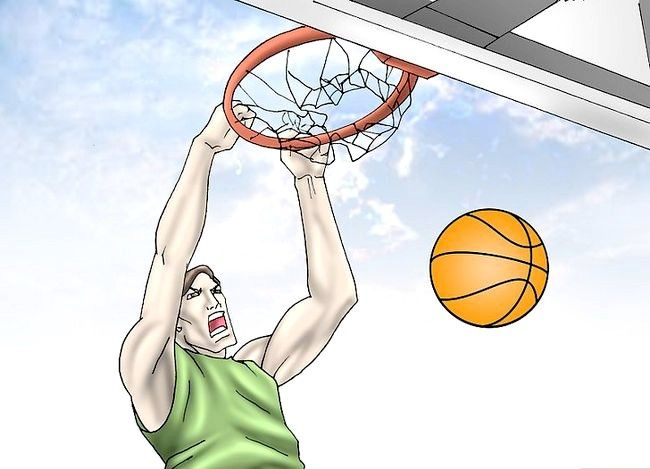 Titel afbeelding Be a Confident Basketball Player Step 8