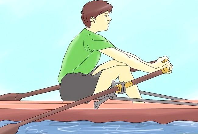 Titel afbeelding Be a Good Rower Step 2