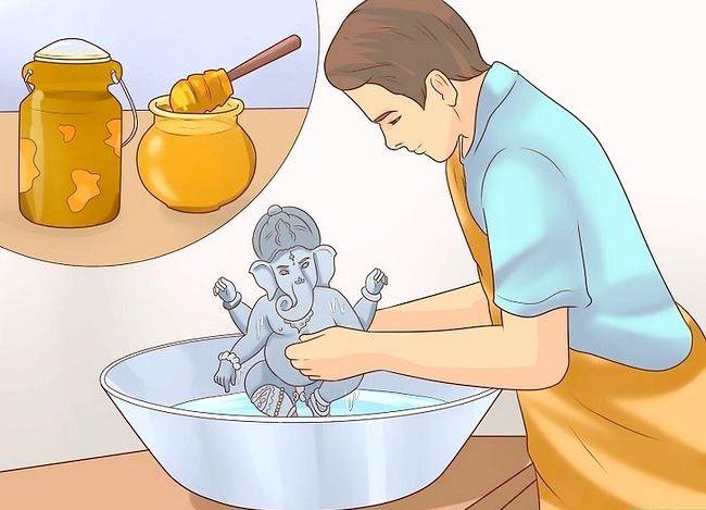Titel afbeelding Be a Hindu Step 16