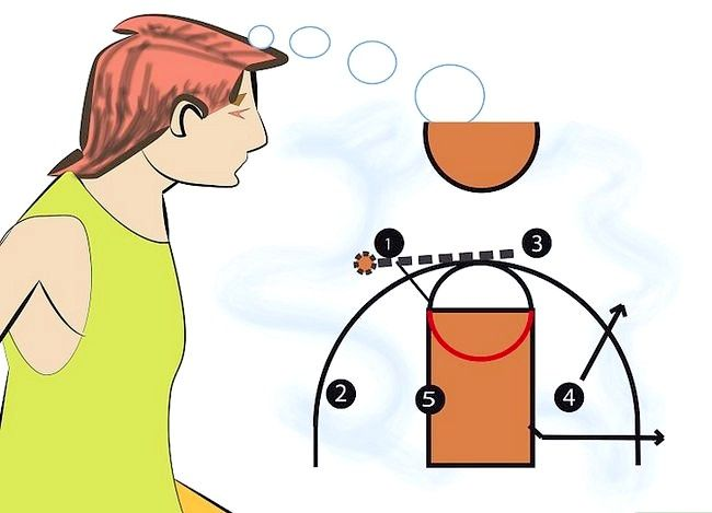 Titel afbeelding Become a Better Offensive Basketball Player Step 1