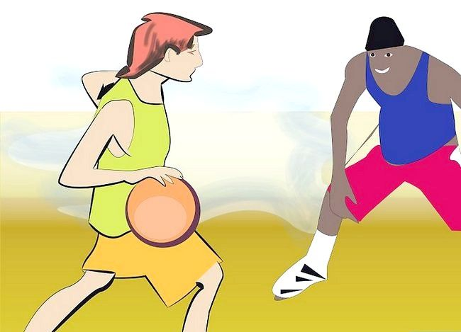 Titel afbeelding Become a Better Offensive Basketball Player Step 2