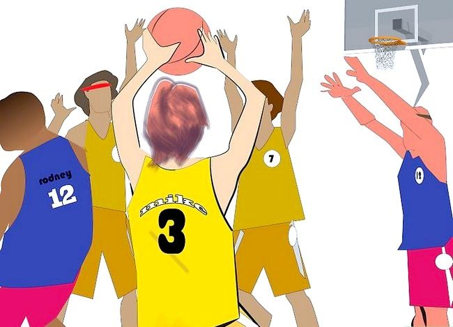 Titel afbeelding Become a Better Offensive Basketball Player Step 3