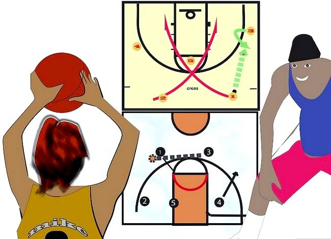 Titel afbeelding Become a Better Offensive Basketball Player Step 4