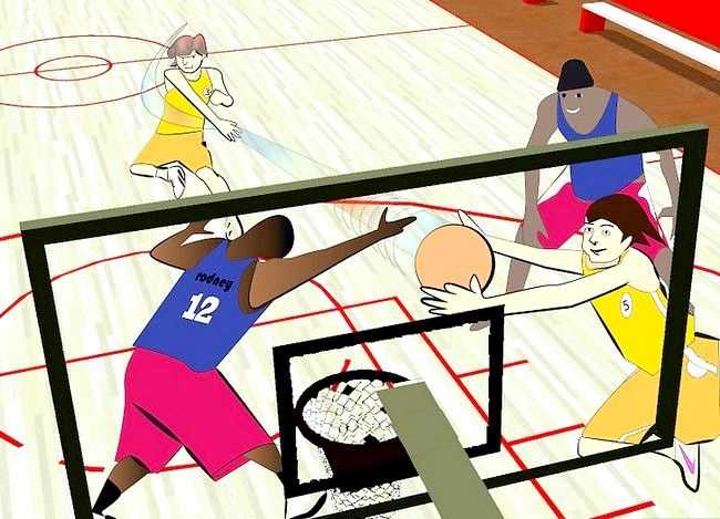 Titel afbeelding Become a Better Offensive Basketball Player Step 5