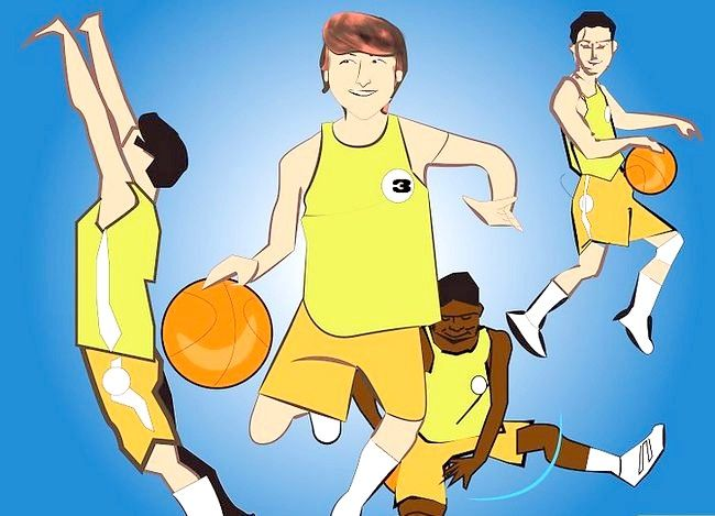 Titel afbeelding Become a Better Offensive Basketball Player Step 7