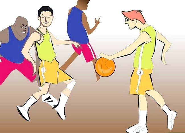 Titel afbeelding Become a Better Offensive Basketball Player Step 10