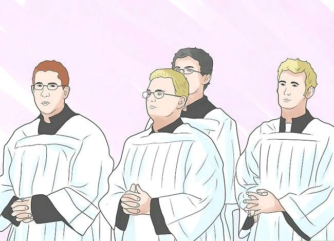 Titel afbeelding Be an Altar Server in the Catholic Church Step 11