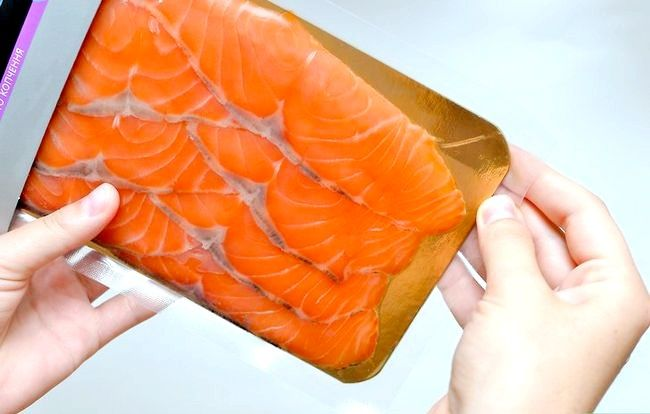 Titel afbeelding Serve Smoked Salmon Step 2