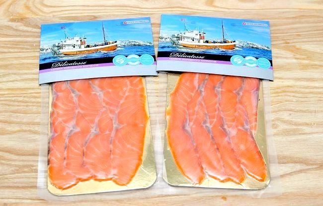 Titel afbeelding Serve Smoked Salmon Step 3