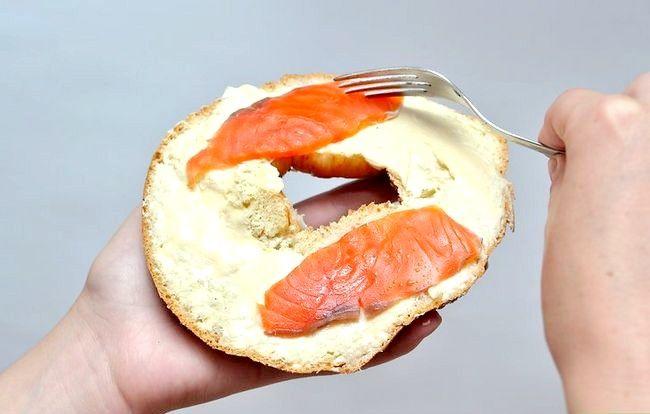 Titel afbeelding Serve a Bagel Ontbijt Step 6